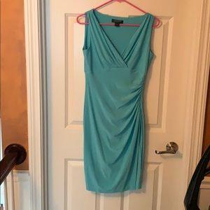 Teal Ralph Lauren dress